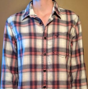 American Eagle Long Sleeved Button Down